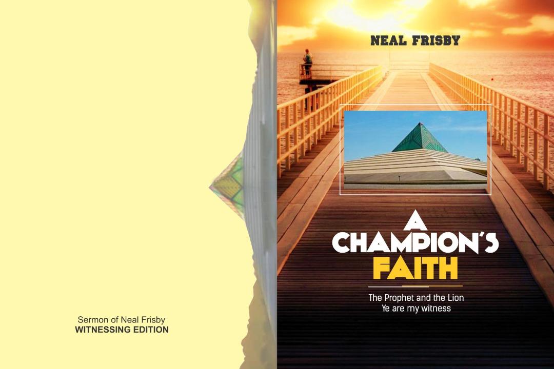 A CHAMPIONS FAITH