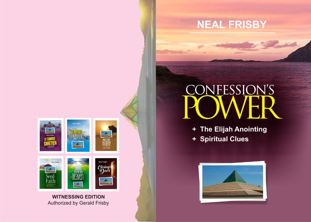 CONFESSIONS POWER - THE ELIJAH ANOINTING - SPIRITUAL CLUES