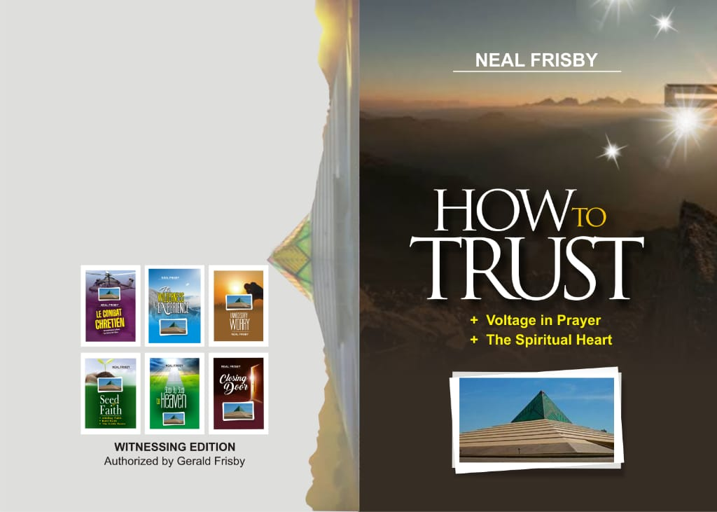 HOW TO TRUST | VOLTAGE IN PRAYER | THE SPIRITUAL HEART