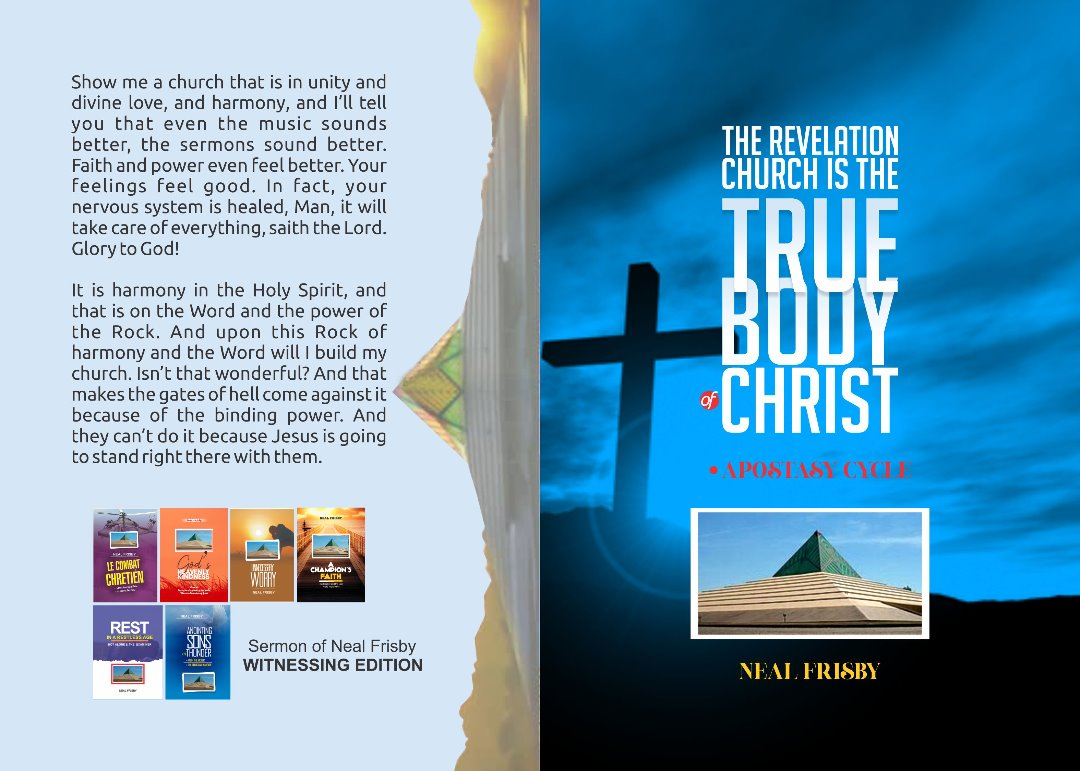 THE REVELATION CHURCH IS THE TRUE BODY OF CHRIST